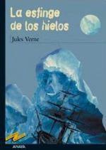 Portada del libro La esfinge de los hielos