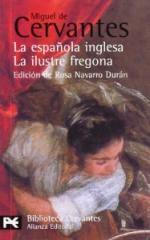 Portada del libro La española inglesa / La ilustre fregona
