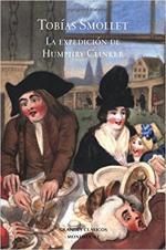 Portada del libro La expedición de Humphrey Clinker