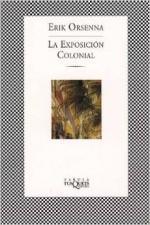 Portada del libro La exposición colonial