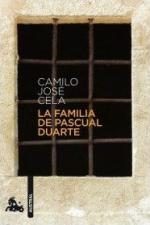 Portada del libro La familia de Pascual Duarte