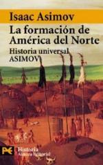 Portada del libro La formación de América del Norte