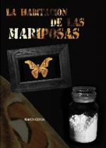 Portada del libro La habitación de las mariposas