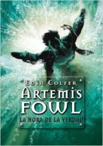 Portada del libro La hora de la verdad (Artemis Fowl 7)