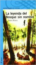Portada del libro La leyenda del bosque sin nombre