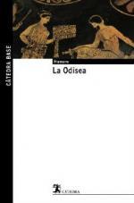 Portada del libro La Odisea