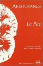 Portada del libro La paz