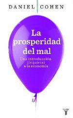 Portada del libro La prosperidad del mal