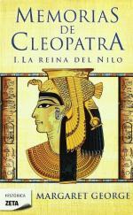 Portada del libro La reina del Nilo. Memorias de Cleopatra 1