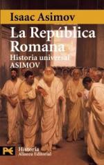 Portada del libro La República Romana
