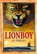 Portada del libro La verdad. Lionboy 3