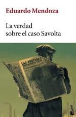 Portada del libro La verdad sobre el caso Savolta