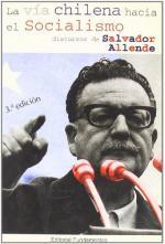 Portada del libro La vía chilena hacia el socialismo