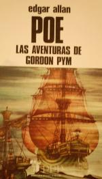 Portada del libro Las aventuras de Gordon Pym