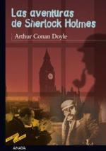 Portada del libro Las aventuras de Sherlock Holmes