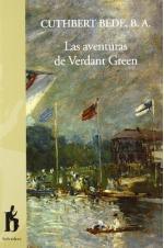 Portada del libro Las aventuras de Verdant Green