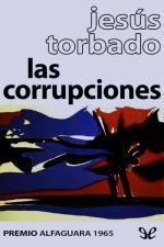 Portada del libro Las corrupciones