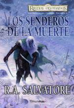 Portada del libro Las espadas del cazador II: Los senderos de la muerte