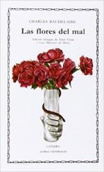 Portada del libro Las flores del mal