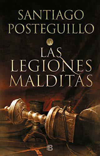 Portada del libro Las legiones malditas (Trilogía Africanus 2)