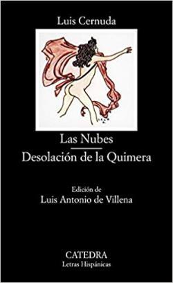 Portada del libro Las nubes / Desolación de la Quimera