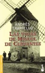 Portada del libro Las vidas de Miguel de Cervantes