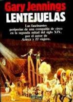 Portada del libro Lentejuelas