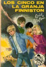 Portada del libro Los cinco en la granja Finniston