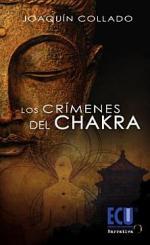 Portada del libro Los crímenes del Chakra