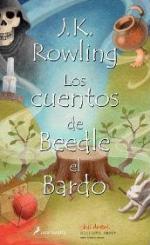 Portada del libro Los cuentos de Beedle el bardo