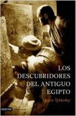 Portada del libro Los descubridores del antiguo Egipto