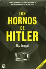 Portada del libro Los hornos de Hitler