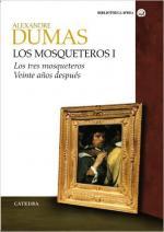 Portada del libro Los mosqueteros I: Los tres mosqueteros. Veinte años después