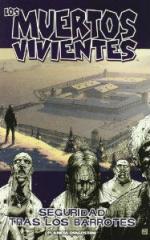 Portada del libro Los muertos vivientes nº 03: Seguridad tras los barrotes