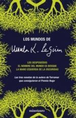 Portada del libro Los mundos de Ursula K. Le Guin