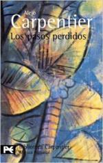 Portada del libro Los pasos perdidos
