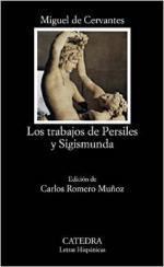 Portada del libro Los trabajos de Persiles y Sigismunda