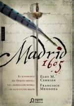Portada del libro Madrid, 1605