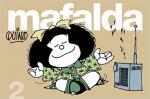 Portada del libro Mafalda 2
