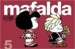 Portada del libro Mafalda 5