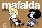 Portada del libro Mafalda 6