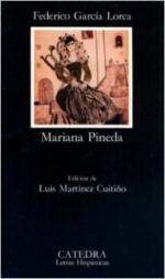 Portada del libro Mariana Pineda
