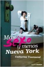 Portada del libro Más sexo y menos Nueva York