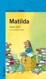 Portada del libro Matilda