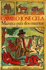 Portada del libro Mazurca para dos muertos