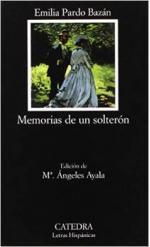 Portada del libro Memorias de un solterón