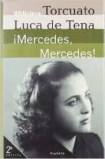 Portada del libro ¡Mercedes, Mercedes!