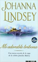 Portada del libro Mi adorable bribona. Saga Malory VII