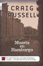 Portada del libro Muerte en Hamburgo