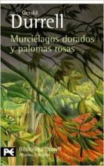Portada del libro Murciélagos dorados y palomas rosas